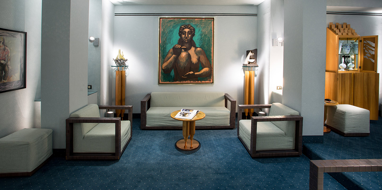 """Moquette Collezione Studio Hotel """"Art 1050"""" con filz, disegno personalizzato"""
