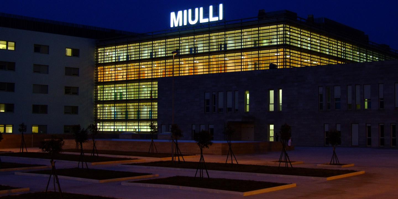 Ospedale Miulli Acquaviva delle Fonti, Bari